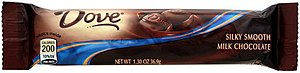 Dove Milk Chocolate bar