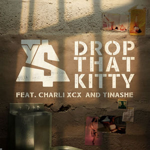 Drop That Kitty - Image: Drop That Kitty Cover Art