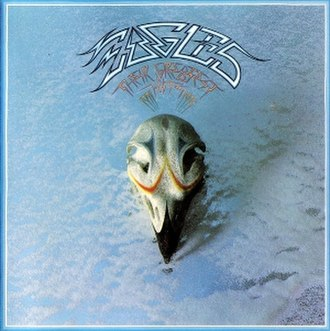 Their Greatest Hits (1971–1975) - Image: Eagles Their Greatest Hits (1971 1975)