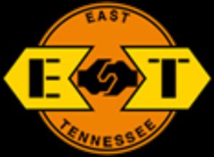 East Tennessee Railway - Image: East Tennessee Railway logo