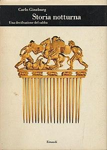 <i>Ecstasies</i> (book) book by Carlo Ginzburg