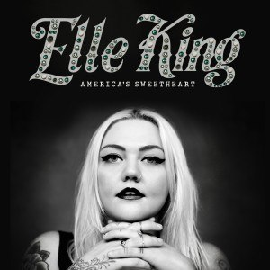 America's Sweetheart (song) - Image: Elle King Americas Sweetheart (single cover)