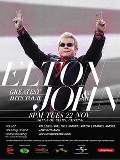 Greatest Hits Tour (Elton John)