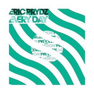 Eric Prydz - Every Day (studio acapella)