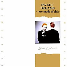 Eurythmics — Sweet Dreams (Are Made of This) (studio acapella)