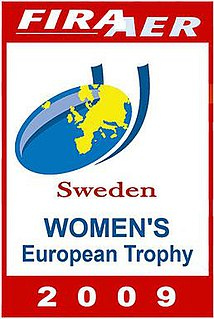 2009 FIRA Womens European Trophy