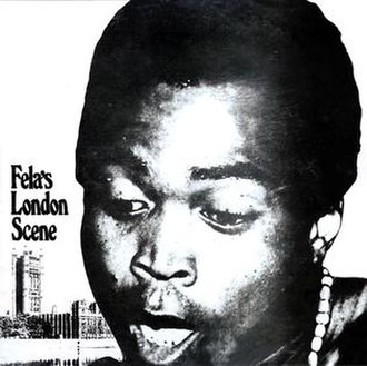 Fela's London Scene - Image: Fela's London Scene