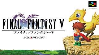 <i>Final Fantasy V</i> video game