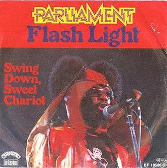 Flash Light (song) - Image: Flashlight 45