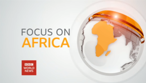 Focus on Africa (TV programme) - Image: Focus on africa screenshot