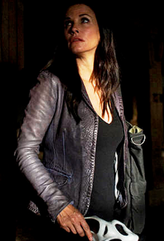 Gale Weathers - Courteney Cox as Gale Weathers in Scream 4