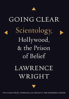 book by Lawrence Wright