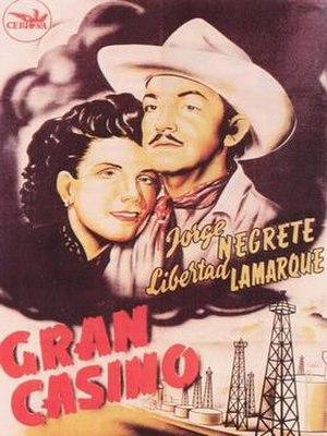 Gran Casino - Gran Casino theatrical release poster