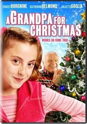 A Grandpa for Christmas - Image: Grandpafor Xmas DVD