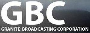 Granite Broadcasting - Image: Granitebclogo