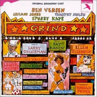 Grind (musical) - Original Broadway Cast Recording