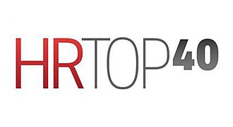 HR Top 40 - Image: HR Top 40 Logo