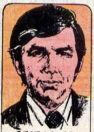 Henry Scarpelli - Henry Scarpelli as shown in a 1971 DC house ad