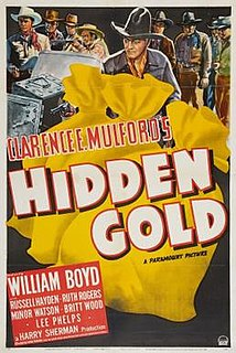 <i>Hidden Gold</i> 1940 film by Lesley Selander