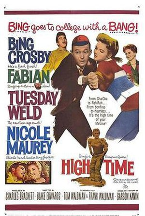 High Time (film) - Image: High Time 1960