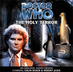 The Holy Terror (audio drama) - Image: Holy Terror
