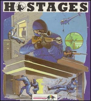 Hostages (video game) - Image: Hostages box