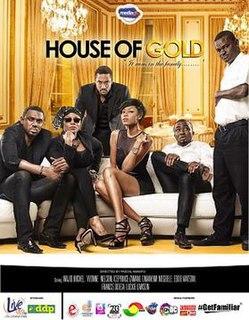 <i>House of Gold</i> (film) 2013 Ghanaian/Nigerian comedy film