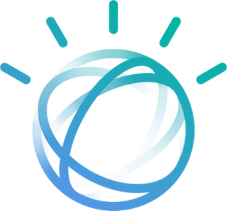 "Watson (computer) - Watson's avatar, inspired by the IBM ""smarter planet"" logo"