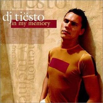 In My Memory - Image: Inmymemoryalbum