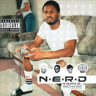In Search of... (N.E.R.D album) - Image: Insearchof