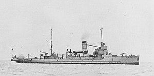 Galeb-class minelayer - Image: Italian minesweeper Crotone