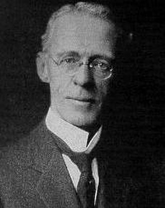 James M. Farr - University of Florida Vice President James M. Farr, circa 1920.