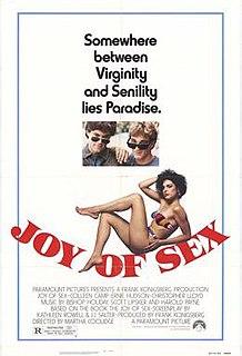 <i>Joy of Sex</i> (film) 1984 film by Martha Coolidge