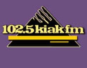 KIAK-FM - Image: KIAK FM