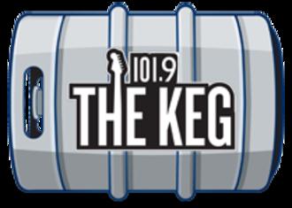KOOO - Image: KOOO 101.9The Keg logo