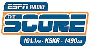 KSKR-FM - Image: KSKR Radio logo