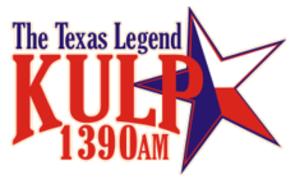 KULP (AM) - Image: KULP station logo