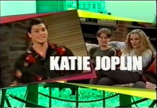 <i>Katie Joplin</i> American sitcom aired in 1999