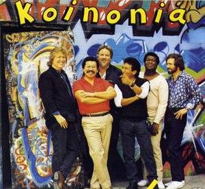 Koinonia (band) - 1986 album cover, Frontline