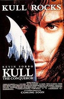 <i>Kull the Conqueror</i> 1997 film by John Nicolella