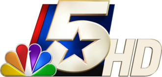 KXAS-TV - Alternate on-air logo used from 2000 to 2012.