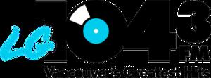 CHLG-FM - Image: LG 104.3 Logo