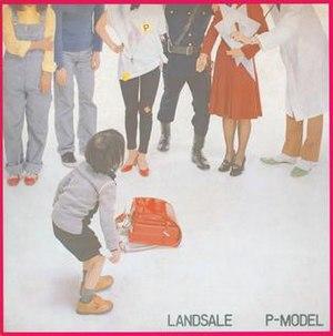Landsale (album) - Image: Landsale