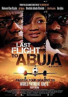 <i>Last Flight to Abuja</i>
