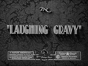 Laughing Gravy - Image: Laughinggravytitleca rd