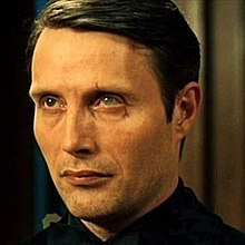 Mads mikkelsen casino royale words