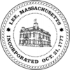 Official seal of Lee, Massachusetts