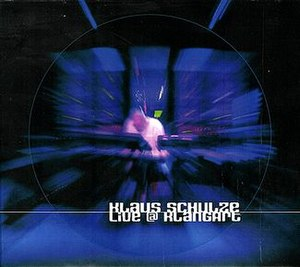 Live @ KlangArt - Image: Live @ Klang Art 1 Klaus Schulze Album
