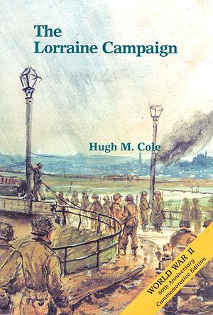 Lorraine Campaign - Image: Lorraine Campaign cover