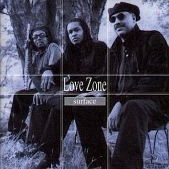 Love Zone (Surface album) - Image: Love zone album